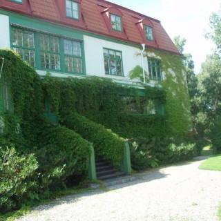 Villa Parkudden, Djurgården